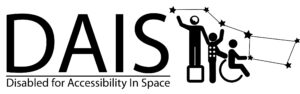 DAIS: Disabled for Accessibility in Space