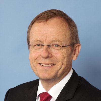 Johann-Dietrich 'Jan' Wörner Headshot
